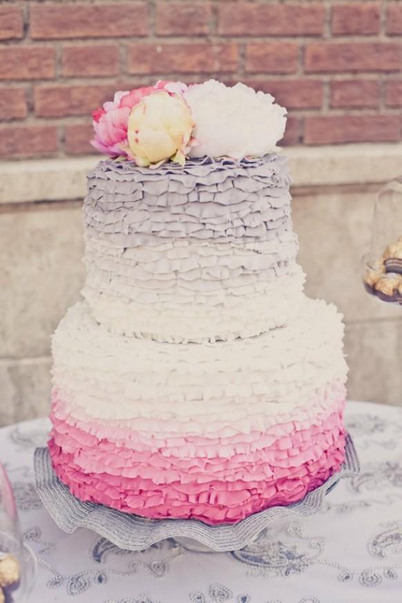 Gâteau - Gâteaux De Mariage #1087749 - Weddbook