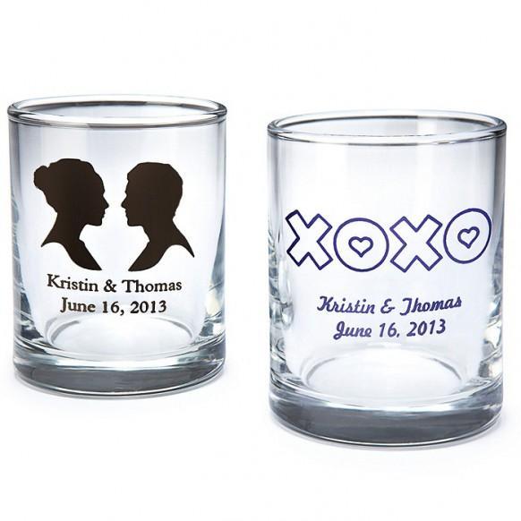 Wedding gifts personalized shot glass votive holder 1182014