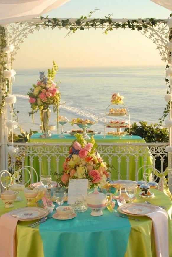 Gorgeous Landscape Photography Amazing Wedding Ocean Party Fairytale Easter Tea Decoration 1910725
