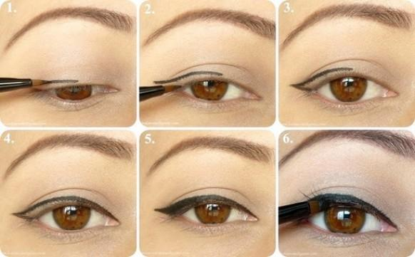 Simply Natural Bride Eye Makeup Tips  Apply Perfect Easy - Simple Makeup Ideas