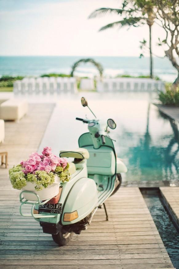 wedding photo - Seafoam grüne Hochzeit