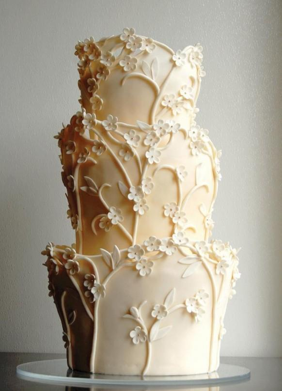 Wedding Cakes - Yummy Art (cake And Pastry) #1955875 ...