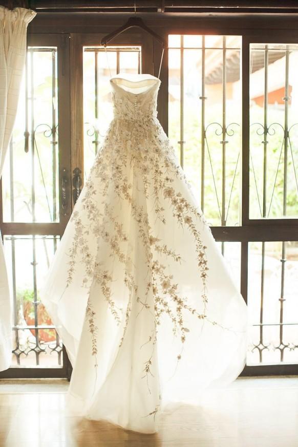 wedding photo - kleiden