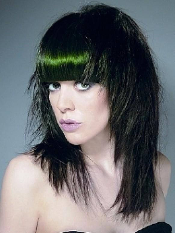 Emo Hair Colors For Girl - Weddbook