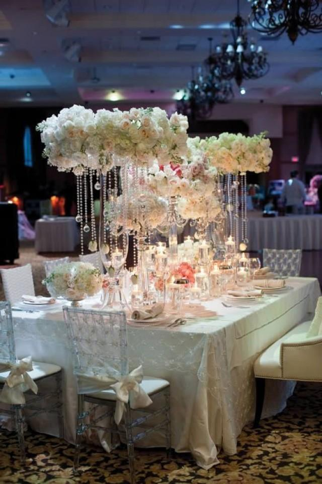 Some of the best wedding tablescape ideas are those that are the most unexpected. You can create an impressive, unique tablescape by thinking outside the box in terms of details, textures and ways to incorporate color — flowers are a staple, of course, but the creativity doesn't have to end there.