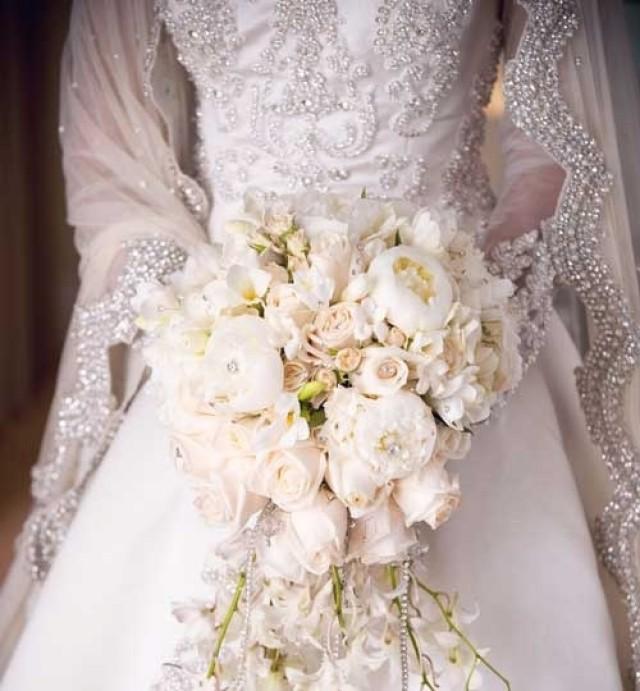 wedding photo - عرس الزهور وباقة
