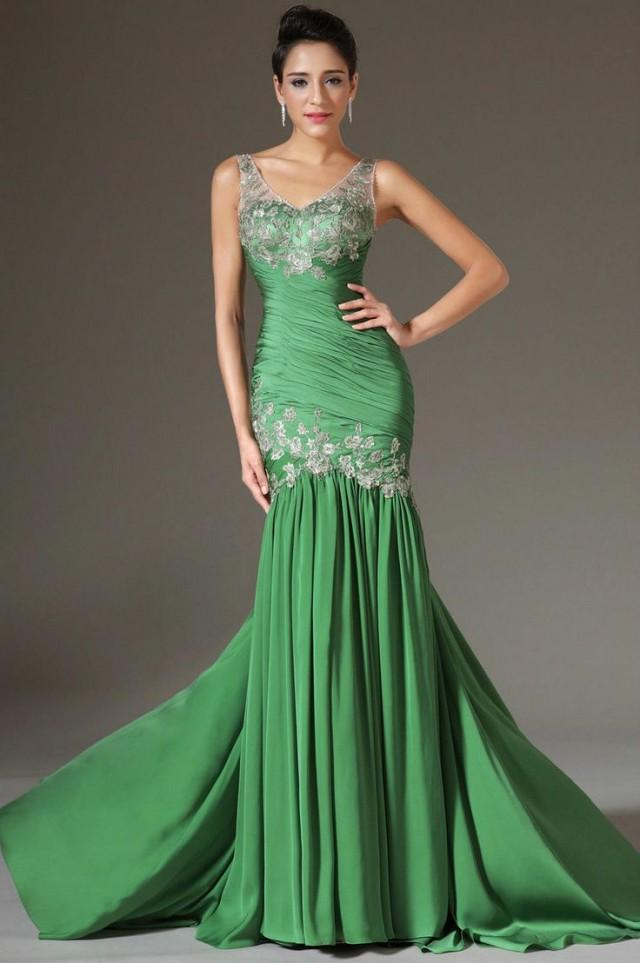 New sexy 2014 new long pageant formal bridal gown prom for Formal long dresses for weddings