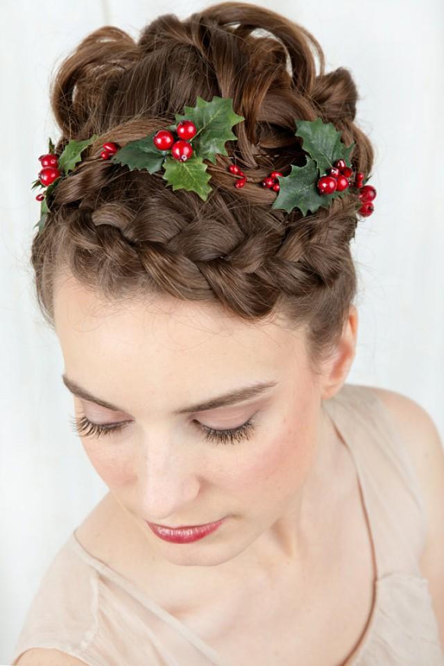 hair accessories hair clip christmas hair clip
