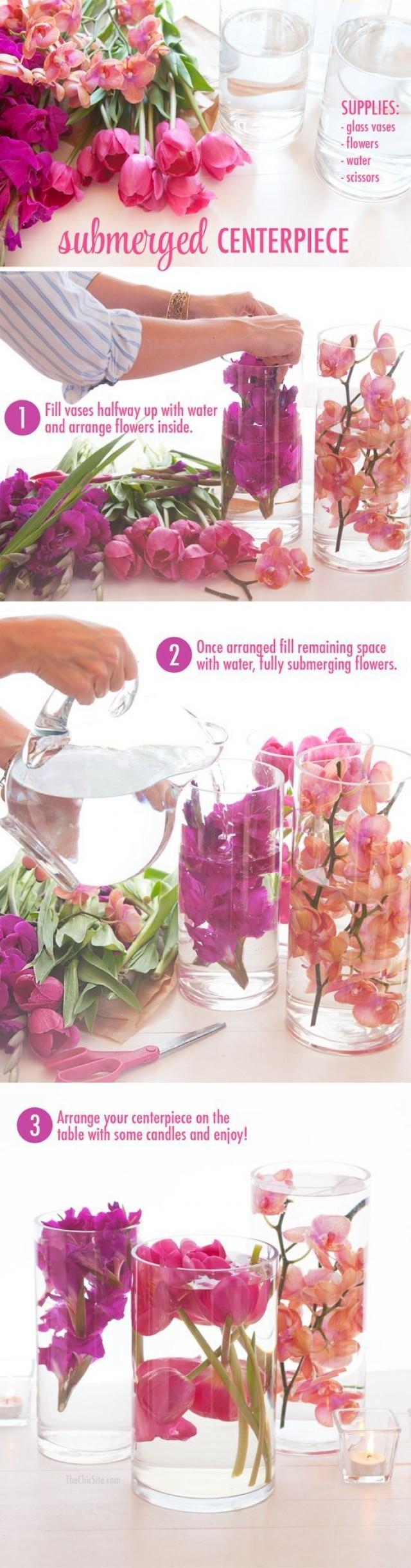 100 DIY Wedding Centerpieces On A Budget 2544531