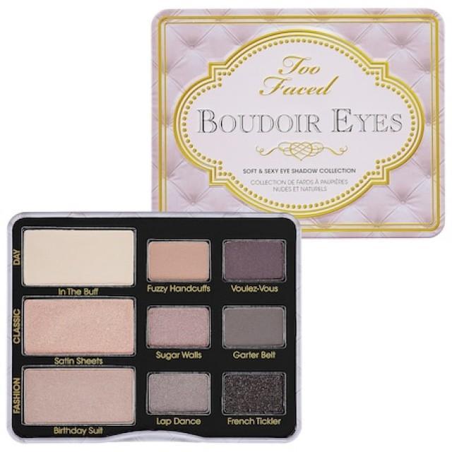 Boudoir Eyes Soft & Sexy Eyeshadow Palette