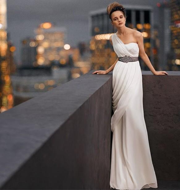 Свадебные платья веры вонг с
