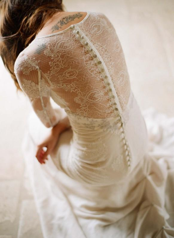 back button wedding dress mademoiselle claire pettibone wedding