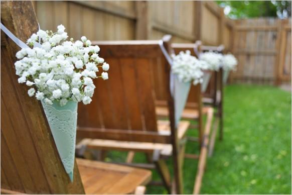 DIY Babys Breath Wedding Cones 792930 Weddbook
