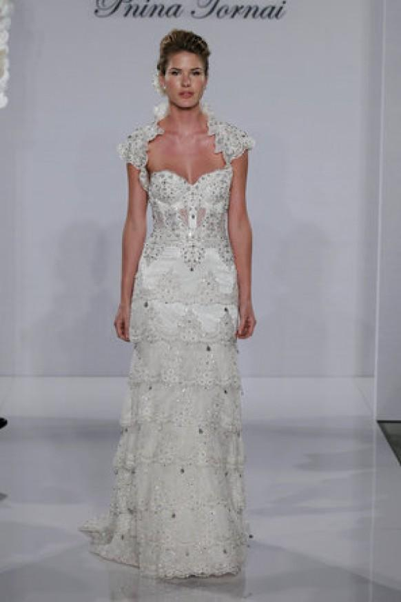Dress pnina tornai 794289 weddbook for Pnina tornai wedding dresses prices