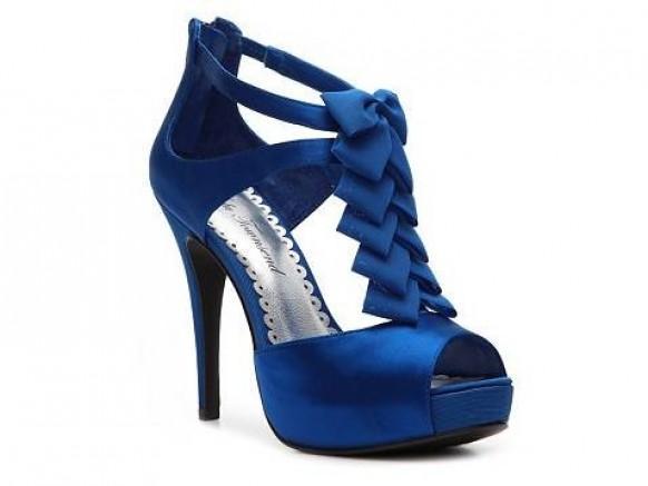 Blue Heels: Blue Heels Dsw