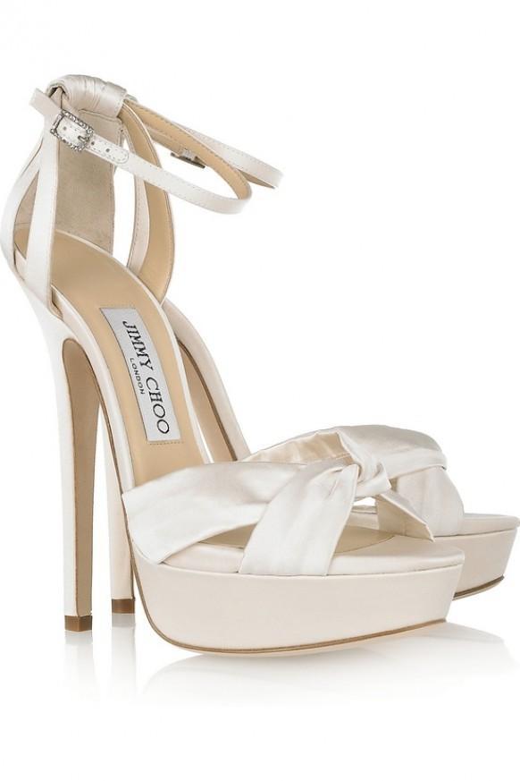 3b861b9b6eb Jimmy Choo Wedding Shoes - Weddbook