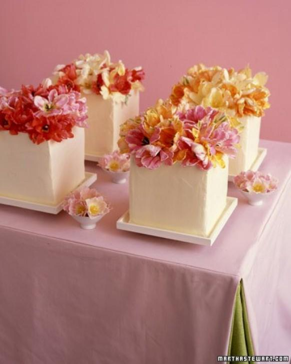 Wedding Cakes With Flowers 796752 Weddbook