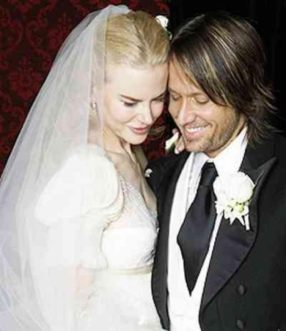 Keith Urban Wedding Songs: Celebrity Weddings #798416