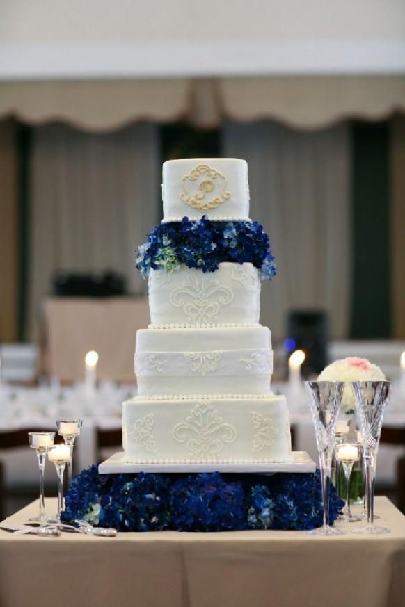 Navy Wedding - Navy Blue Wedding Color Palettes #798881 ...