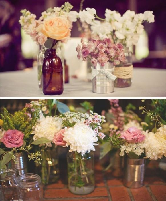 Vintage craft wedding