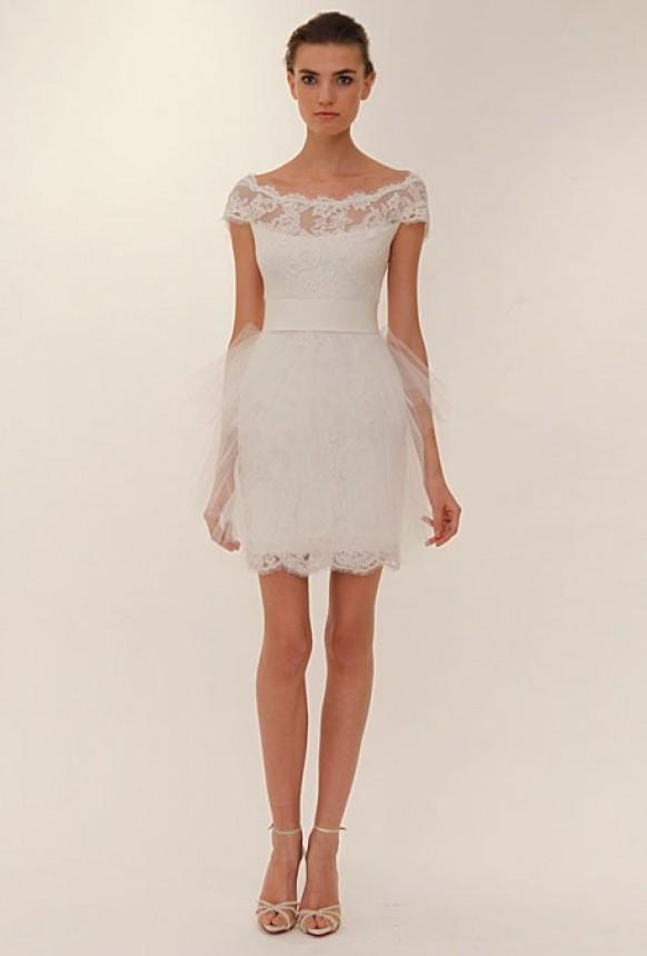 wedding photo - Couture-Inspired Wedding Gowns