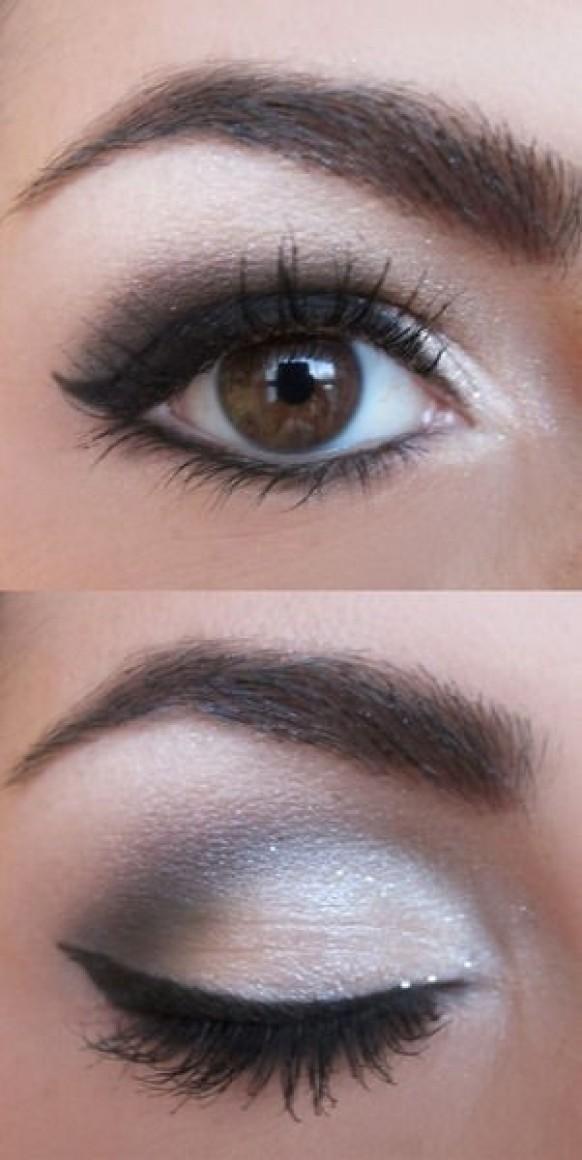 Wedding Eye Makeup Natural : Wedding Makeup: How to Hide Dark Under Eye Circles or Eye ...