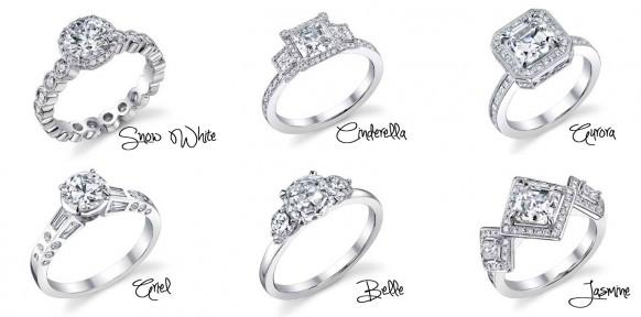 luxury diamond wedding rings