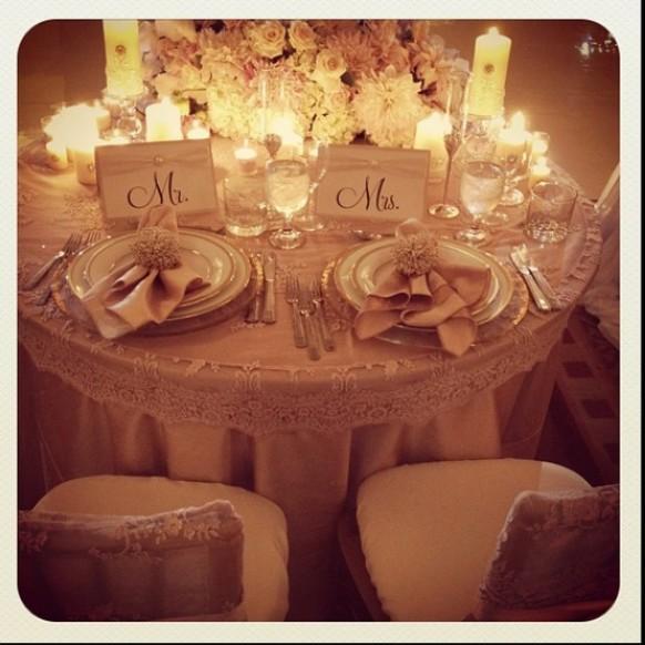 wedding photo - Варианты свадебных света