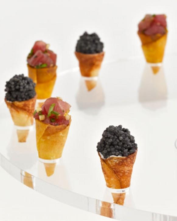 Cocktail Wedding Food Ideas: Unique Wedding / Cocktail Appetizer ♥ Creative Wedding
