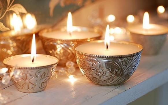 wedding photo - Wedding Table Decoration ♥ Wedding Light Options