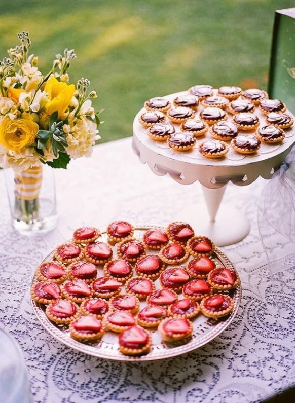 Dessert tables dessert tables 890177 weddbook - Tables roulantes dessertes ...