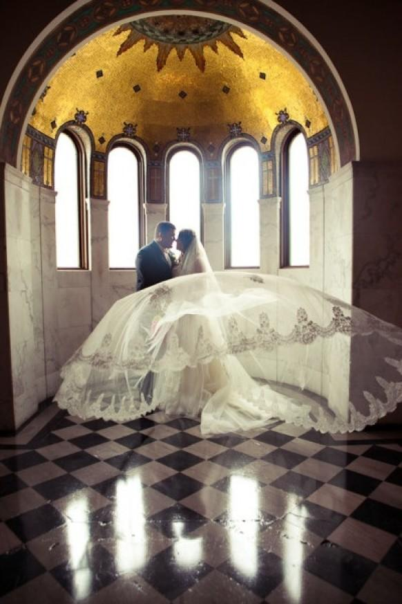 wedding photo - الحجاب