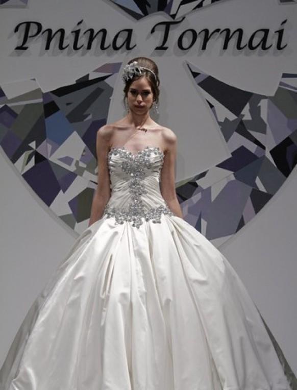 Пнина турне свадебные платья