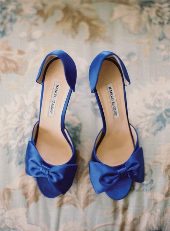wedding photo - Chic Hochzeit High Heel-Schuhe