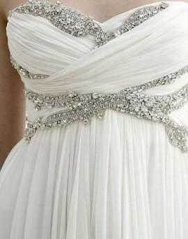 wedding photo - Chic Wedding Dress ♥ Special Design Gown
