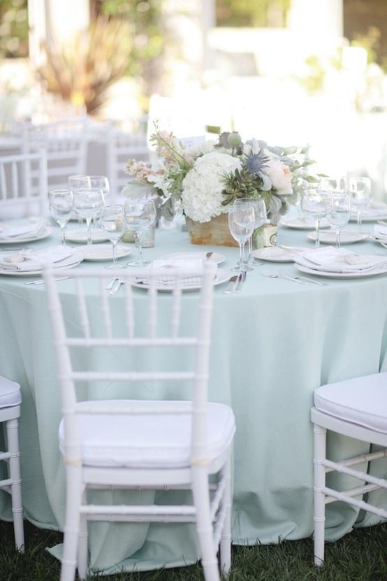 Свадьба - Tablescapes