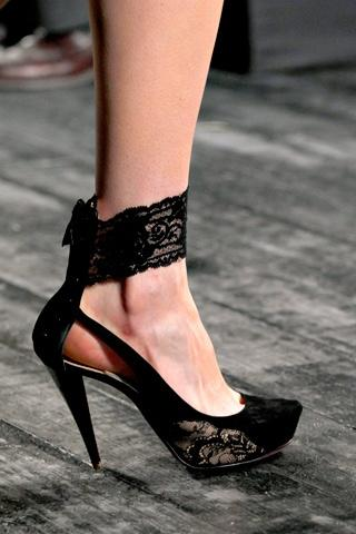 Black Wedding - Shoes #1118864 - Weddbook