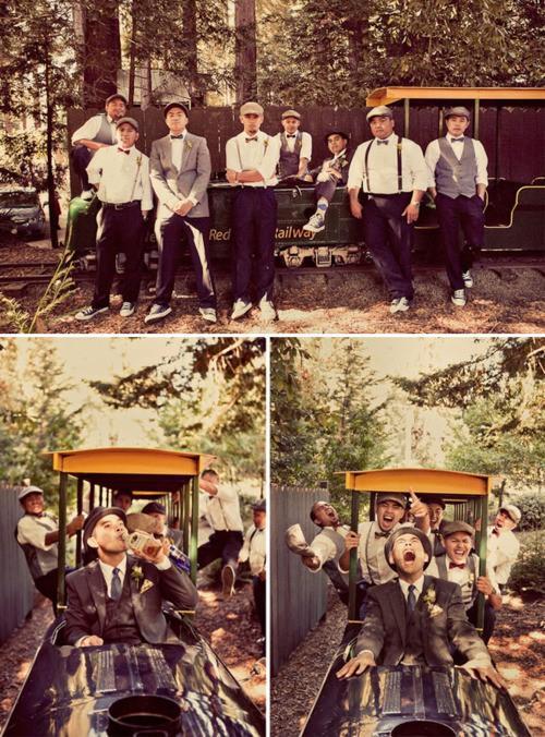 Hochzeit - Grooms