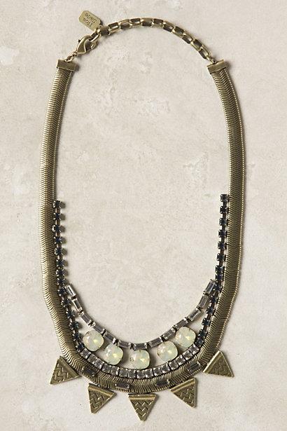 Hochzeit - Bayeux Halskette - B