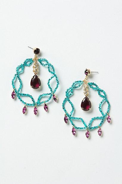 Wedding - Pendulum Hoops - B