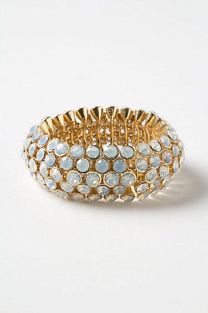 Wedding - Opalescent Bracelet - B