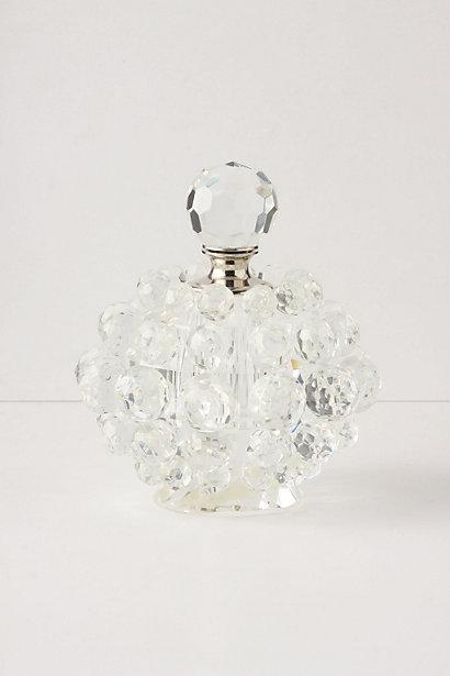 Hochzeit - Crystalline Bubbles Perfume Bottle - B