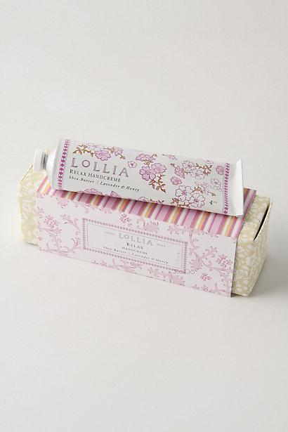 Wedding - Lollia Hand Cream - B