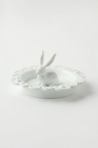 Wedding - Nestled Ring Dish - B