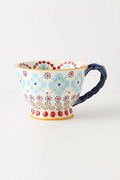 زفاف - With A Twist Teacup - B