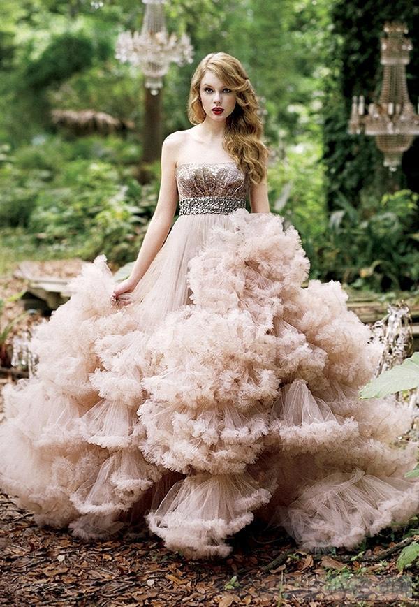 Dream wedding dress fairy wedding dress 1483725 weddbook dream wedding dress fairy wedding dress junglespirit Image collections