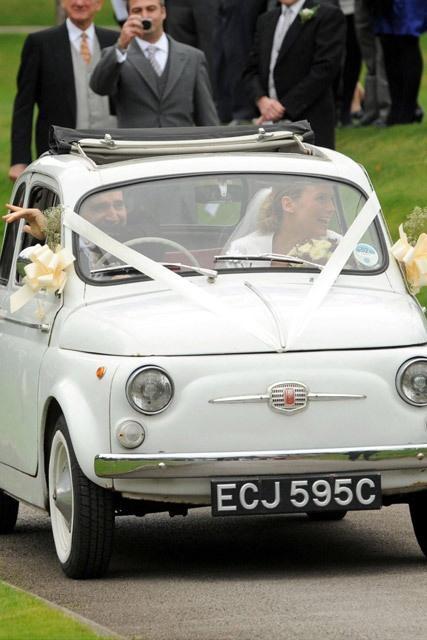 Свадьба - Автомобили старых марок