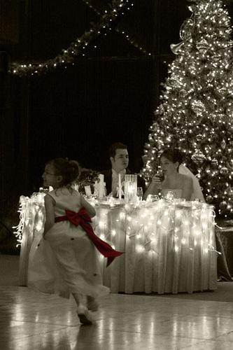 Wedding - Christmas