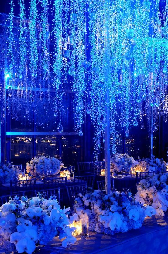 Dream wedding decors christmas winter