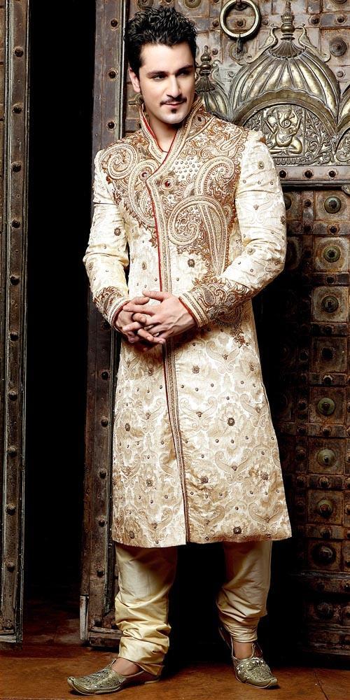 Groom grooms 1600606 weddbook for Indian wedding dresses for men